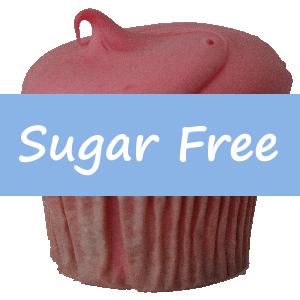 Sugar Free Cupcakes - Jake's Desserts